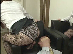 japanese Farting Office (Edited)