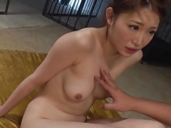 Raw Japanese group orgy along Airi Mizusawa