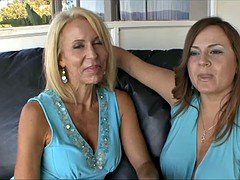 These slutty cougars prove that it's never too late to try p