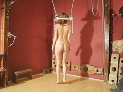 Restrained & exposed