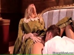 Erotica for ladies with a sexy blonde part1