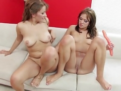 RealLesbianExposed - Double Vibrator With Mandy More great stuff and besides Eva Ryde