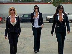 Three porn star criminals
