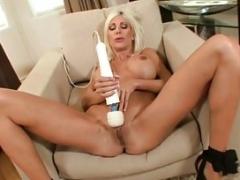 Solo shenanigans Freak Puma Swede Rubs Her Hot Creamy Moist Cunt!