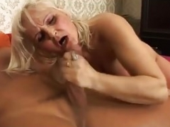 Hungarian granny Marianne sex