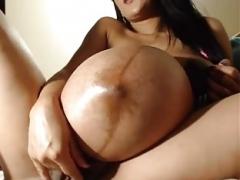 Latina Aged Pregnant