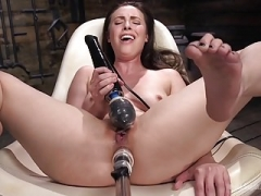 Adult entertainment Super Star Casey Calvert Anally Fucked by Fast Fucking