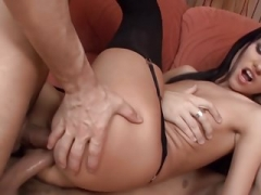 Tiny Euro Teen Double Rectal