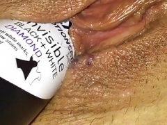 inserting deodorant in dormida dutch unaware wife