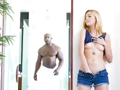 Gals - Black is Better - Tune Up, Turn On  starring  Nat Tu