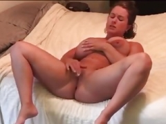 Aroused Muscle Girl 4 solo shenanigans orgasms