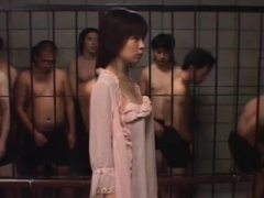 Cum Asylum - Japanese Bukkake Real hardcore orgy