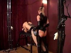 Dame Stella and besides Silvia banging Slaves