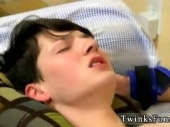 Twinks queer video Restrained Benjamin is in for a treat when his sans a