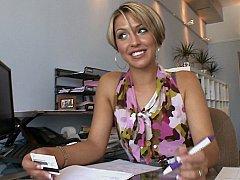 Business Woman Aliha Anderson