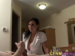 bigtitted cfnm amateur fucked hard
