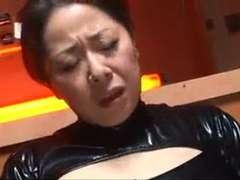 Japanese Mature Nose Paly(BONDAGE & DISCIPLINE) Vol.two