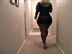 AWESOME Sizeable Butt Rectal BBW Ebony MILFs