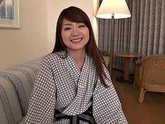1Incredible Japanese adult model Mayuka Akimoto clubporn net