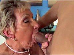 shirley, granny who loves give head