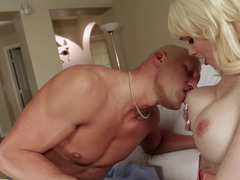 Brutal lad penetrates tender princess in a hard way