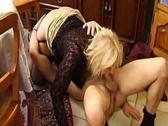 Lola Establishes Off The Action Then Fabienne Joins In On A Foursome Finale.
