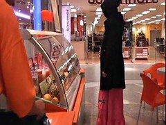 Public German Hijab Sex