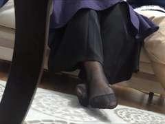 arab turkish hijab nylon soles