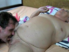 She makes my cock hard-2, cut 1 (#granny, #oma,#grandma)