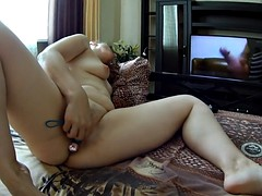 35yr Old Russian  Milf : Tribute to Me with Anal