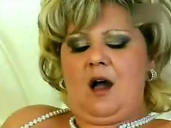German Bbw Weighty Granny