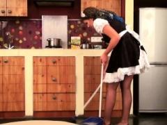 WANKZ- Maid Kisha Loves Herself Silly