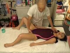 Rubdown porn when massaging turns sexual