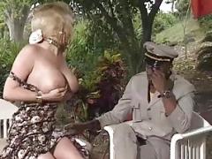 Boobalicious Sally Gets a Big Black Cock