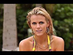 Brooklyn Decker ULTIMATE Jack off CHALLENGE