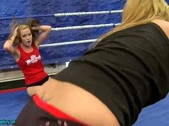 Lady Wrestlers Compilation