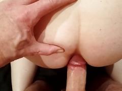 Butt-fucked