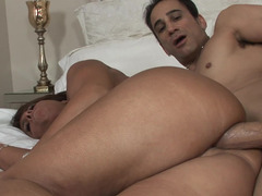 Milk sacks and also booty on the totally hardcore mature whore