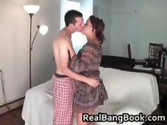 Gorgeous kitten gets banged positively hard part1