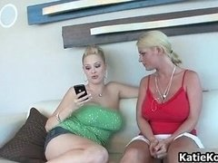 Katie Kox gets dirty with Sophie part1