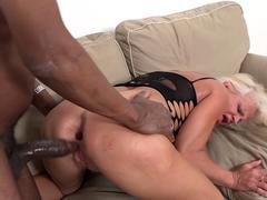 Grown-up rectal sex pussy getting down and dirty interracial ass get down and dirty cum