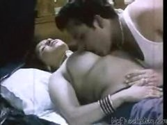 Indian wife Desi is getting her titties kissed & gets fondled