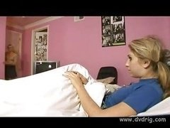 Nice Mom Darryl Hanah Comes Home & Finds Boy Play With Her Gal Javelyn Fox