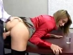 Lydia Lee Banging Her Boss For A Salary Raise