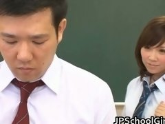 Charming brand-new school student Rico Yamaguchi part4