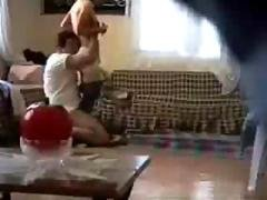 ARABIC Chick FUCKED QUICKLY