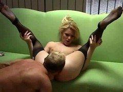 Female domination Nylon Foot Admire Arse L