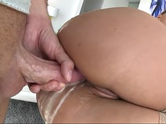 good old buttery anal fuck with bootyful abella danger