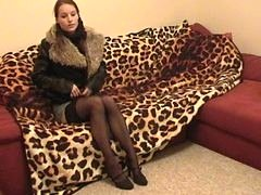 Best Footjob In Stockings And furthermore Fellation