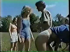 College slut Teasers - 1982